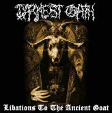 DARKEST OATH - Libations to the Ancient Goat - CD