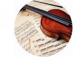Papel Arroz Violino Redondo 007 1un