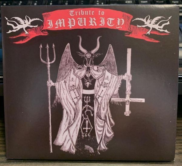 CD - Tribute To Impurity (Digipack)