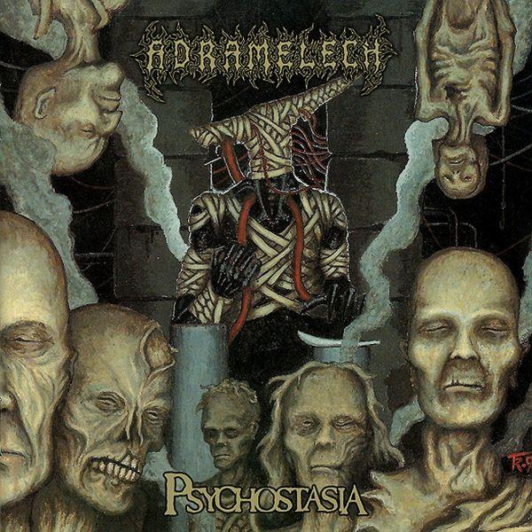 Adramelech - Psychostasia (Slipcase)
