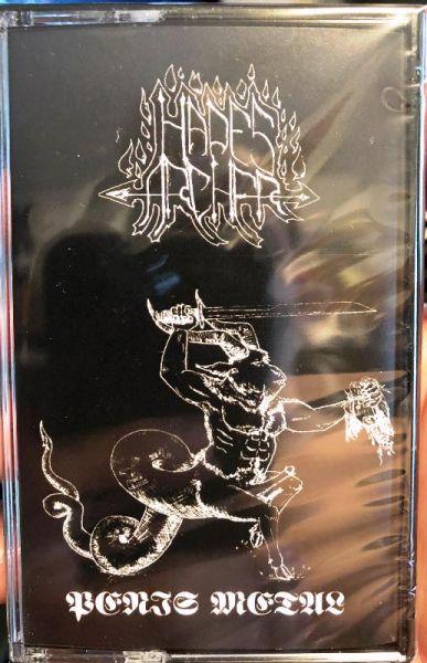 HADES ARCHER - Penis Metal - CASSETE