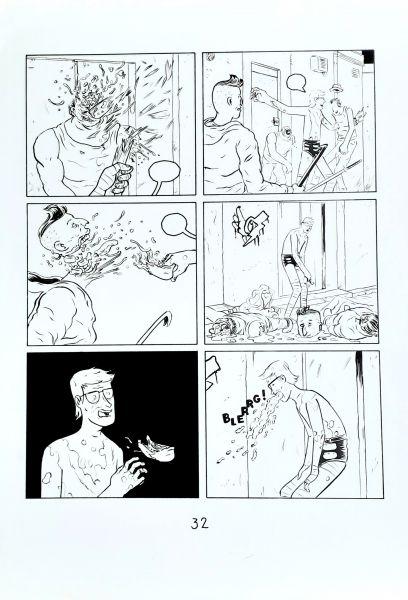 Parafusos, zumbis e monstros do espaço pág 44