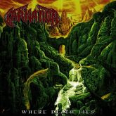 CARNATION – Where Death Lies - Slipcase CD