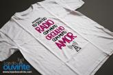 Camiseta T-Shirt - Sou do Rádio com Muito Orgulho