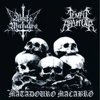 ABATE MACABRO / TEMPLE ABATTOIR - Split - Matadouro Macabro