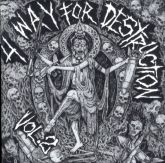 Darge & Disgust & Death From Above & Unfit Scum - 4 Way For Destruction Vol.2