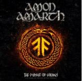 AMON AMARTH - The Pursuit of Vikings: 25 Years in the Eye of Storm -digipack com slipcase - 2 dvd´s
