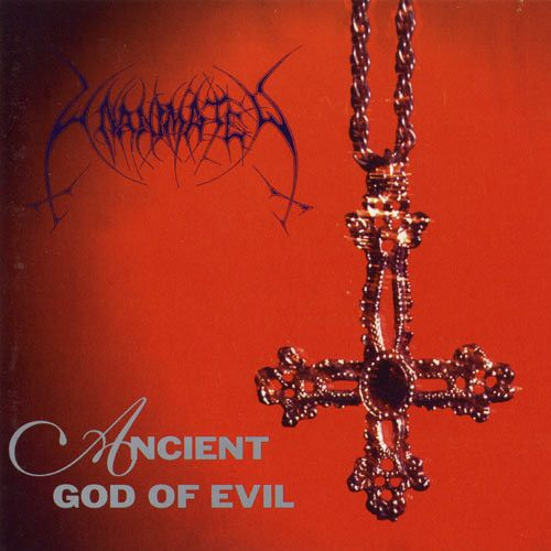 Unanimated ‎– Ancient God Of Evil - CD