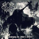 SATANIC HONOR - Destroying for Satan's Glories - CD