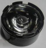 Lente Colimadora 25° p/ LED de 1W / 3W - embalagem com 10 pçs