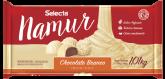 Barra de Chocolate Branco Namur Selecta 1kg 1un