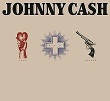Box - Johnny Cash - Love God Murder