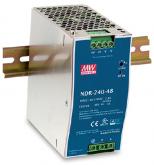 NDR-240-48 Fonte p/ Trilho DIN  48V x 5A Mean Well