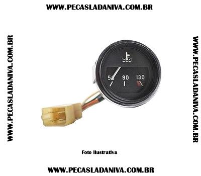 Relógio Marcador  de Temperatura Niva (Usado) Ref. 0576