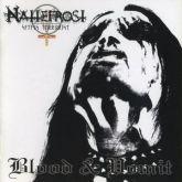 Nattefrost – Blood & Vomit - CD