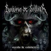 LUXURIA DE LILLITH – Mundo de Cadaveres - Digipack CD