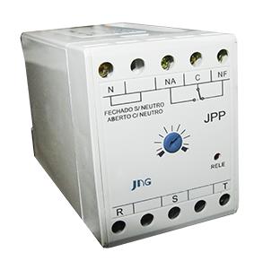 JPP 220V Relé de Falta de Fase Trifásico+Neutro