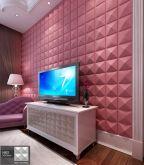 Revestimento Placas Decorativas 3D Board - Para Áreas Semi-Externas e Internas PVC - Niex