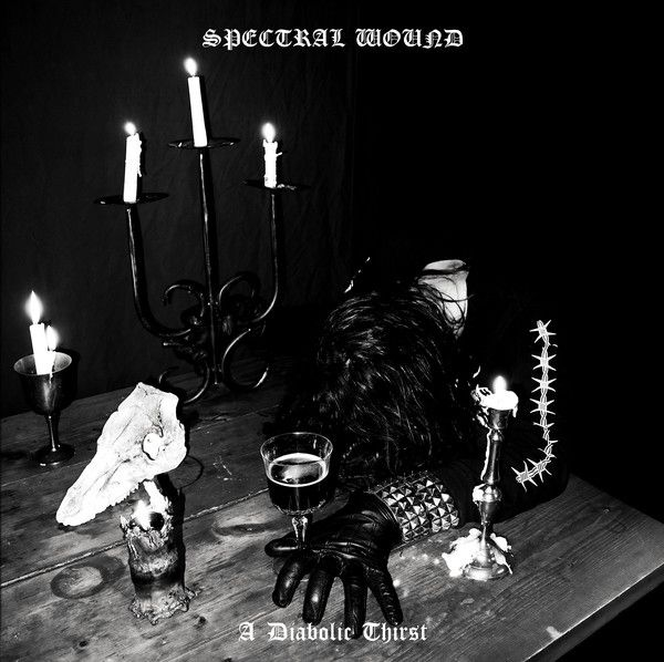 Spectral Wound – A Diabolic Thirst - CD