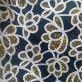 Lonita Floral Dourada 1,0mx9cm