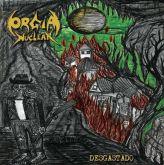 Orgia Nuclear – Desgastado - CD