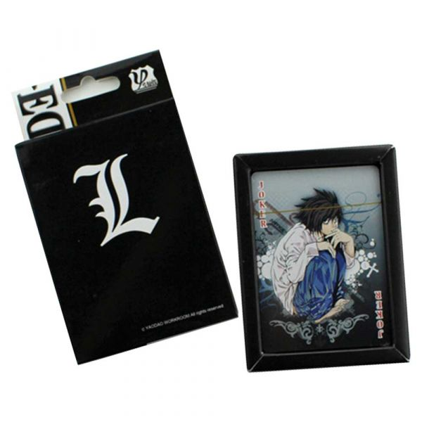 Baralho Death Note - Anime Cartas 88mm