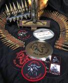 BLASPHAMAGOATACHRIST - Black Metal  Warfare - CASSETE (Demo, Boxet)