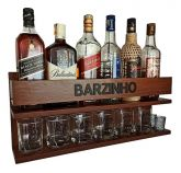 Mini Bar Parede Barzinho Adega Decoração