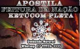 APOSTILA FEITURA DA NAÇÃO KETÚ COMPLETA