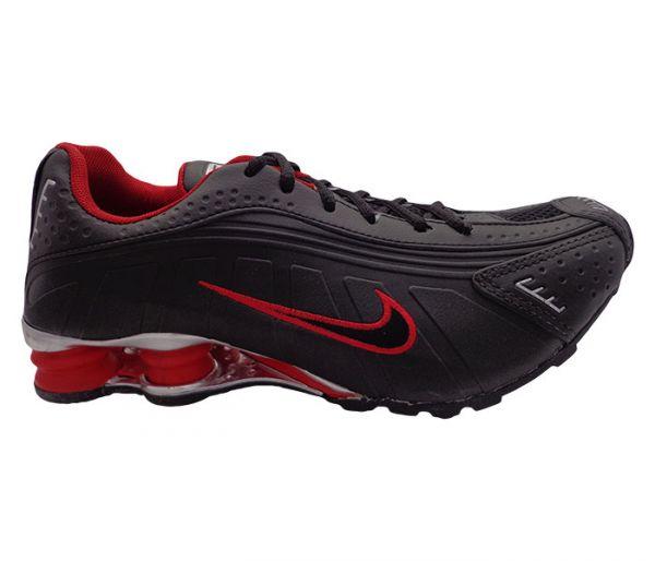 f4b50eda88 Tênis Nike Shox R4 Cromado