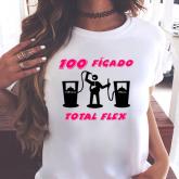 Blusa 100 fígado total flex