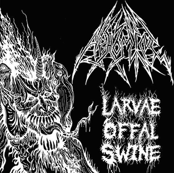 Abhomine – Larvae Offal Swine - CD