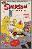 HQ - Simpsons Comics - Nº 1