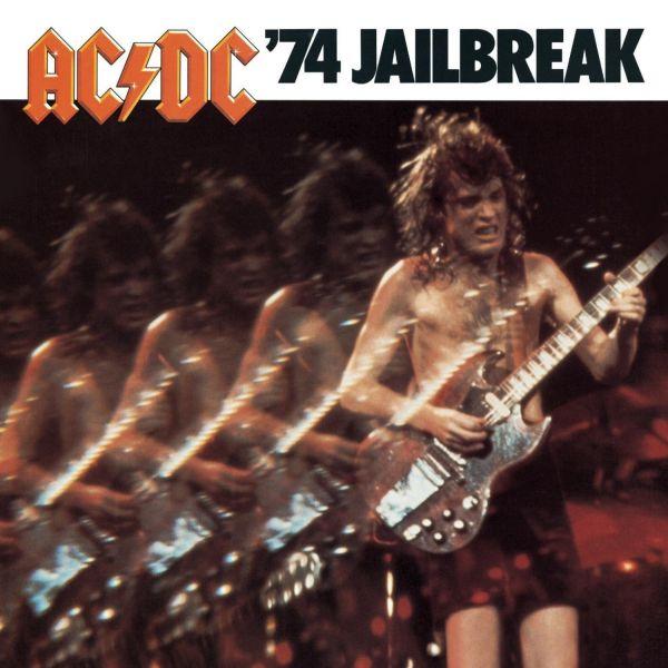 CD - AC/DC - '74 Jailbreak