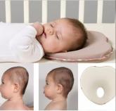 Almofada Travesseiro Anti-Cabeça Chata *Posicionador de Sono*