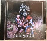 MANIAC BUTCHER - Metal from Hell - CD