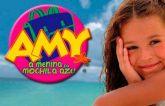 Dvd Novela Amy A Menina Da Mochila Azul - Dublada - 39 DVDs - Frete Gratis