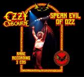 OZZY OSBOURNE – Speak Evil Of Ozz  - CD Digipack Duplo Importado