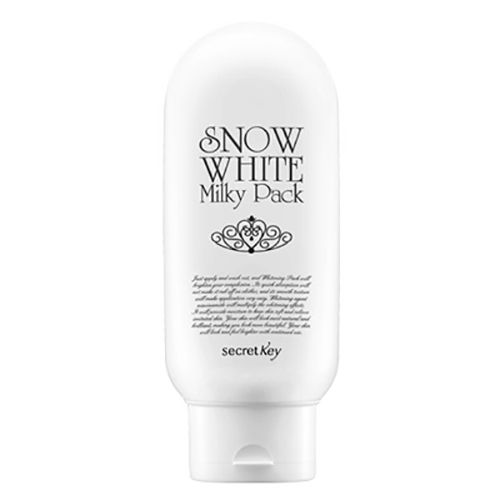 secretKey Branca de Neve Milky Pack 200g