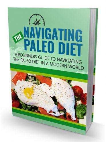 Navegando pela Dieta Paleo(E-book em inglês)