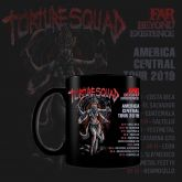 Caneca Blood Sacrifice tour America Central 2019 edição especial