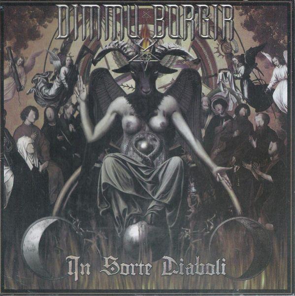 Dimmu Borgir – In Sorte Diaboli - CD