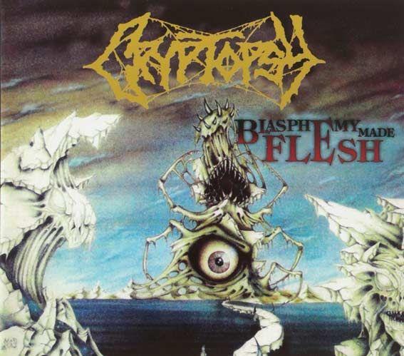 Cryptopsy - Blasphemy Made Flesh CD nacional