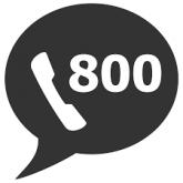 0800 + Pabx Virtual + URA  ILIMITADO