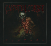 CD Cannibal Corpse – Torture