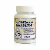 Transfer Gravura 100g Gato Preto