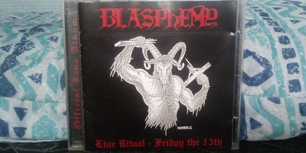 Blasphemy - Live Ritual