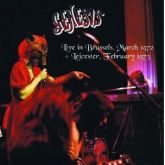 LP 12' - Genesis – Live In Brussels March 1972 + Leicester, February 1973