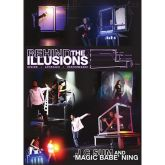 "Behind the Illusions JC Sum & ""Magic Babe"" Ning - 2DVD-Rs #889"