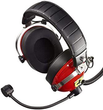Headset Thrustmaster Scuderia Ferrari